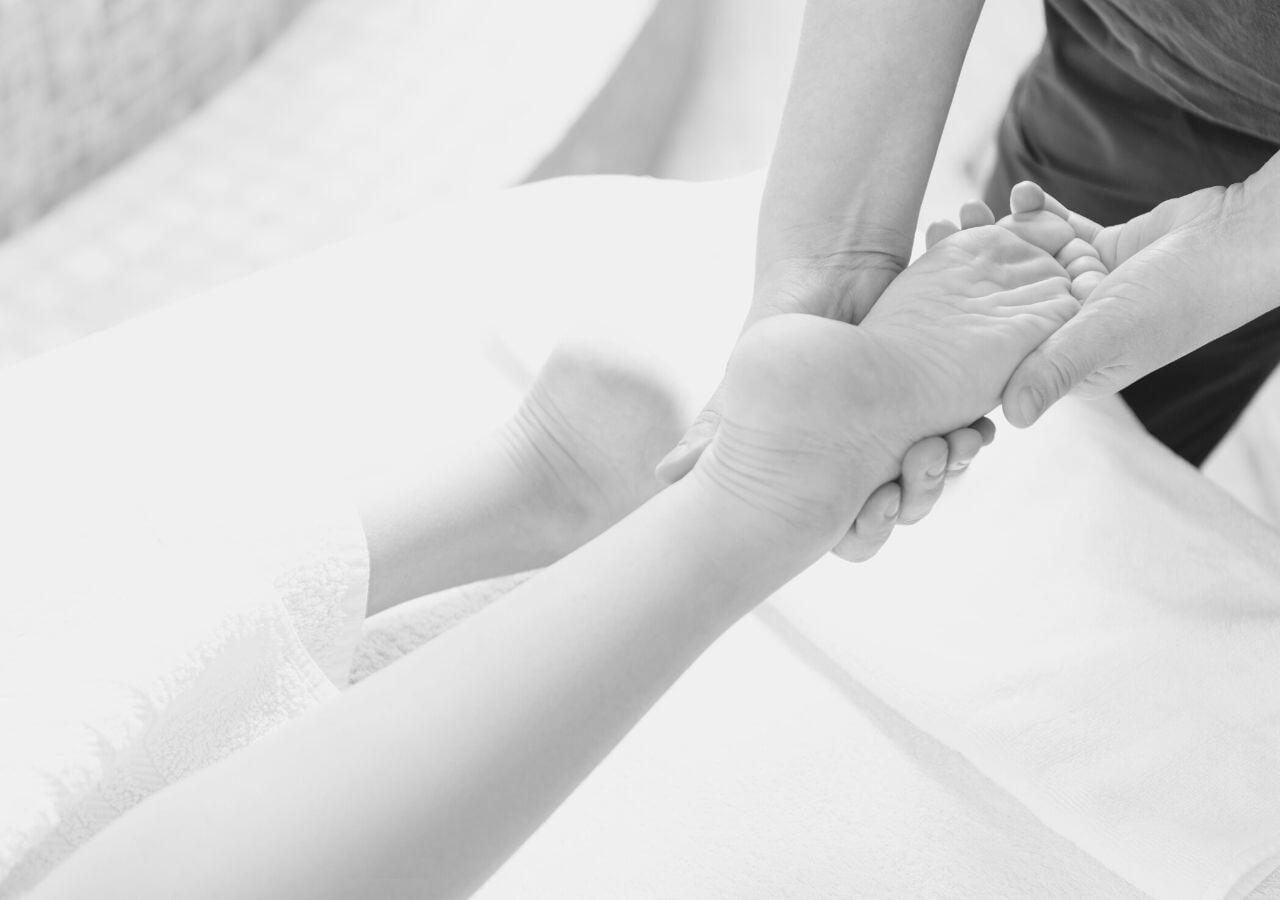 Fußreflexzonenmassage, Massage Kahl am Main
