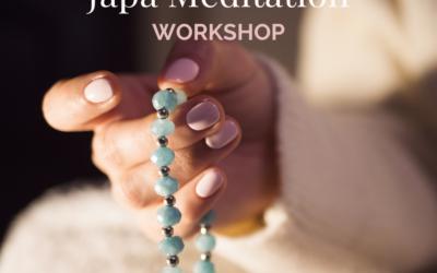 Affirmationen und Japa Meditation